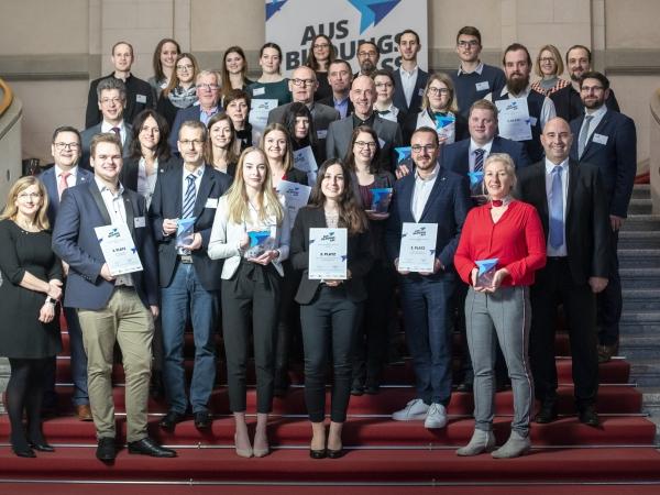 Ausbildungs-Ass Gewinner 2019 © WJD/Janine Schmitz